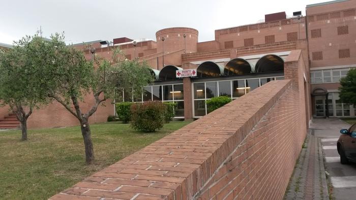 Sono stabili le condizioni della paziente ricoverata in isolamento nell'ospedale di Foligno dopo aver contratto il morbillo a seguito di contagio da una parente
