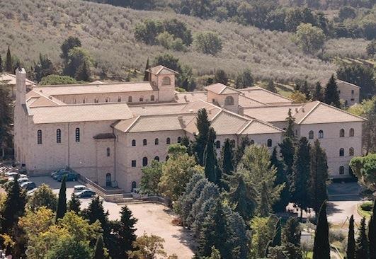 coronavirus Istituto Serafico Assisi