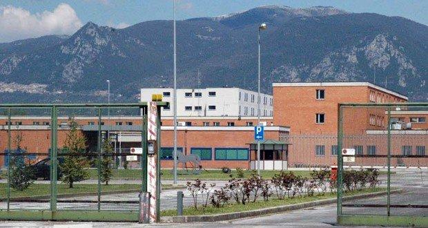 coronavirus carcere terni