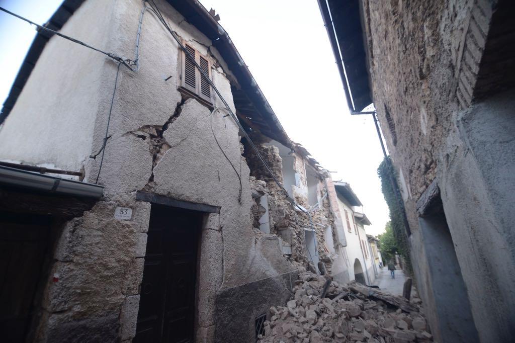 terremoto ordinanze legnini