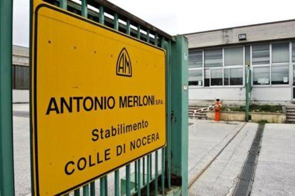 Atto integrativo tra le Regioni Umbria e Marche e il Mise che disciplina gli interventi di reindustrializzazione della aree coinvolte dalla crisi dell'azienda