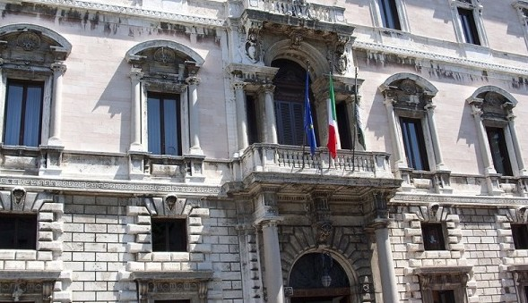 Palazzo Cesaroni, sede del Consiglio regionale dell'Umbria