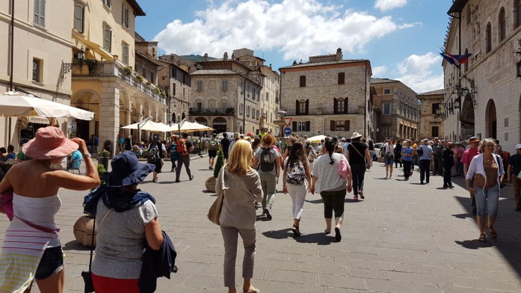 'Umbriaperta':un intervento a favore del turismo