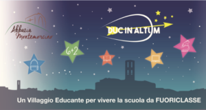Logo del progetto per ragazzi Duc in altum
