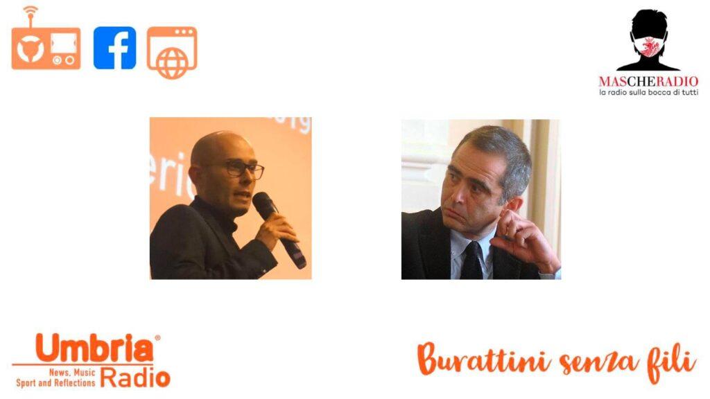 Pierpaolo Burattini e Federico Fabrizi