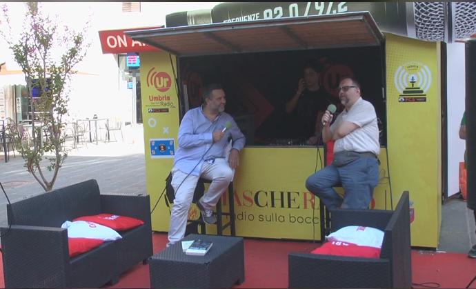 Dario Rivarossa intervista Jean Luc Bertoni