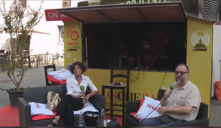 Dario Rivarossa intervista Silvia Buitoni