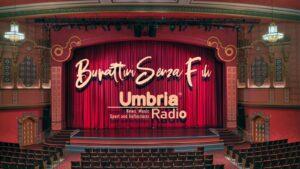 Copertina del programma radio Burattini senza fili