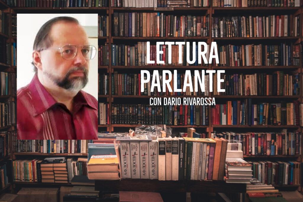 Programma radiofonico sui libri di Dario Rivarossa