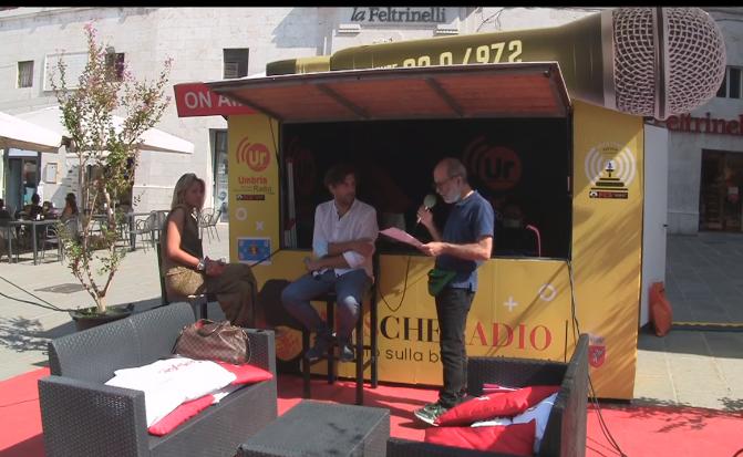 Programma radio 1200 secondi con da piazza della Repubblica