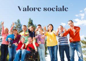 Programma radio valore sociale