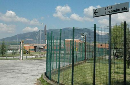 Il carcere Terni