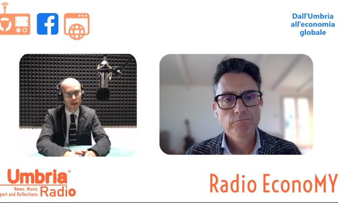 Programma Radioeconomy con Federico Fabrizi