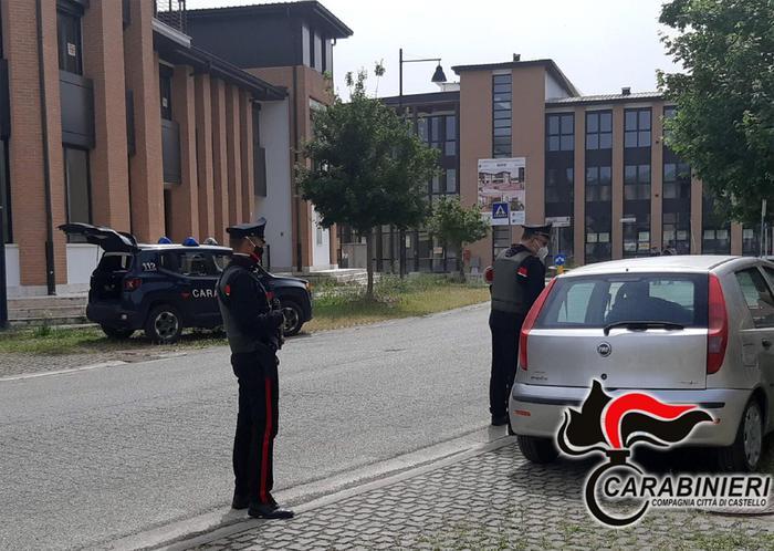 I carabinieri Umbertide