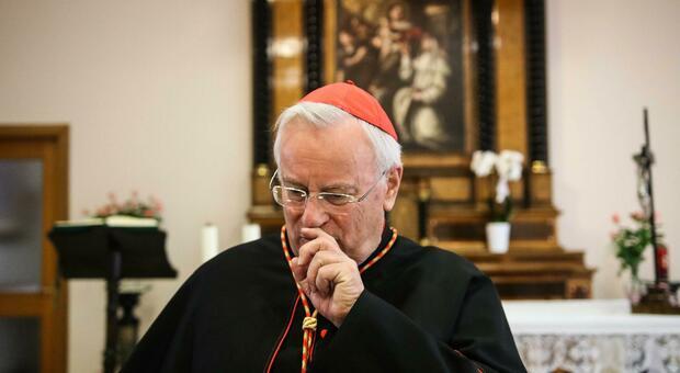 Il cardinale Gualtiero Bassetti