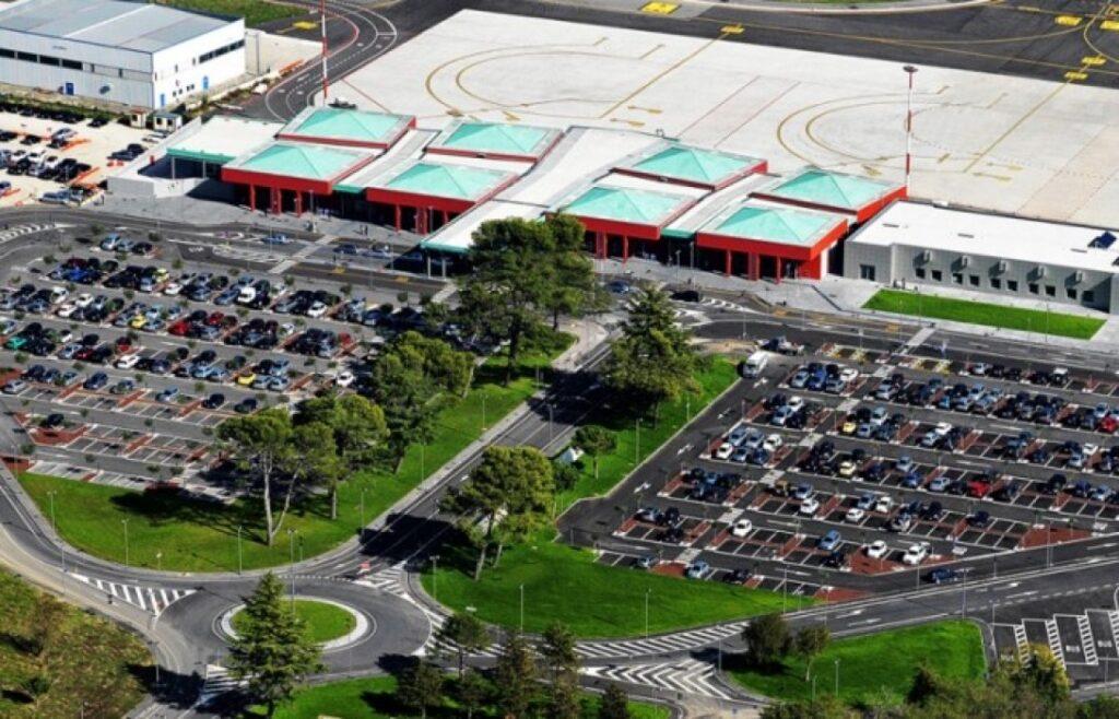 L'aeroporto San Francesco