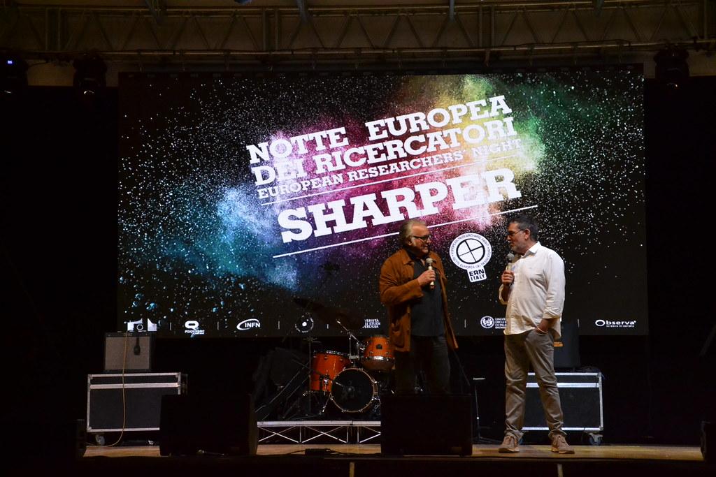 Uno deghli appuntmaneti di Sharper La Notte europea dei ricercatori del 2018