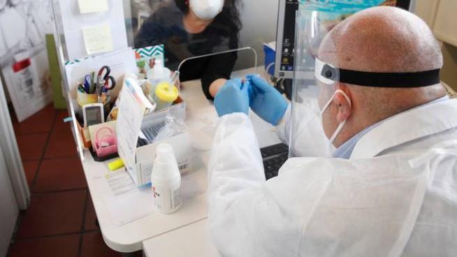 Un test sierologico