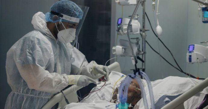 Una Terapia intensiva