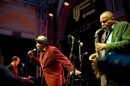 Un concerto un concerto di Umbria jazz winter