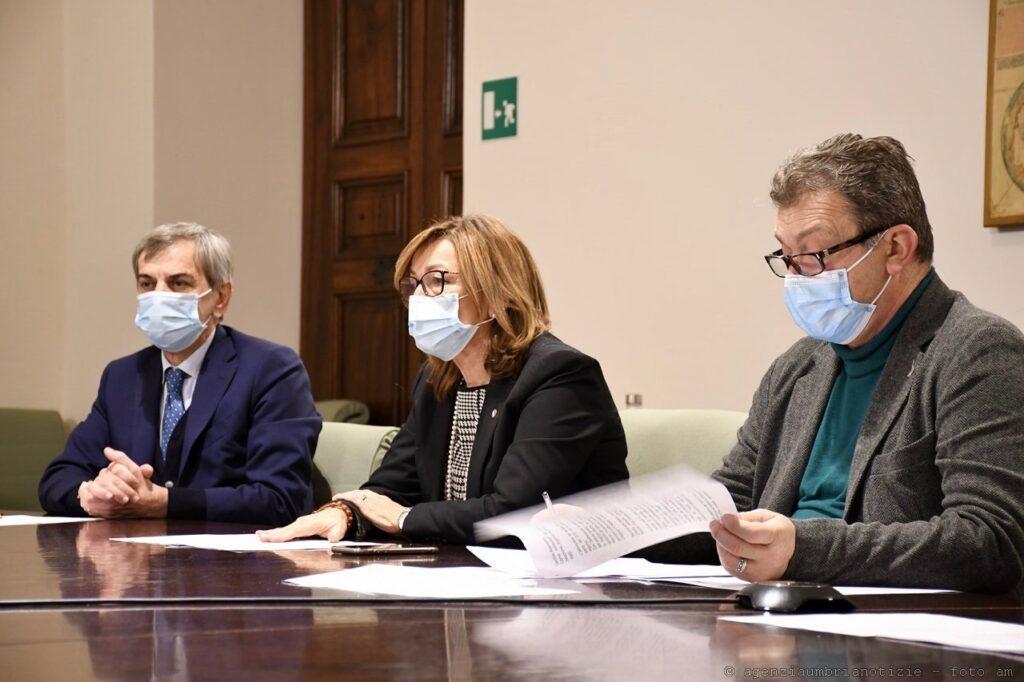 La conferenza stampa di prtesentazione del nuovo Numero di emergenza europeo
