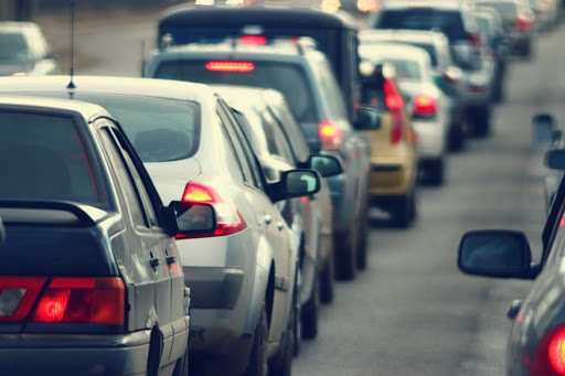 Traffico a Perugia