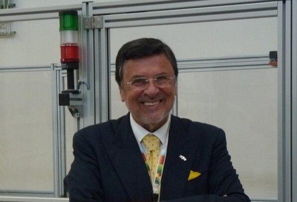 Gianluigi Angelantoni, coordinatore del progetto 'Biomedical cluster of Umbria'