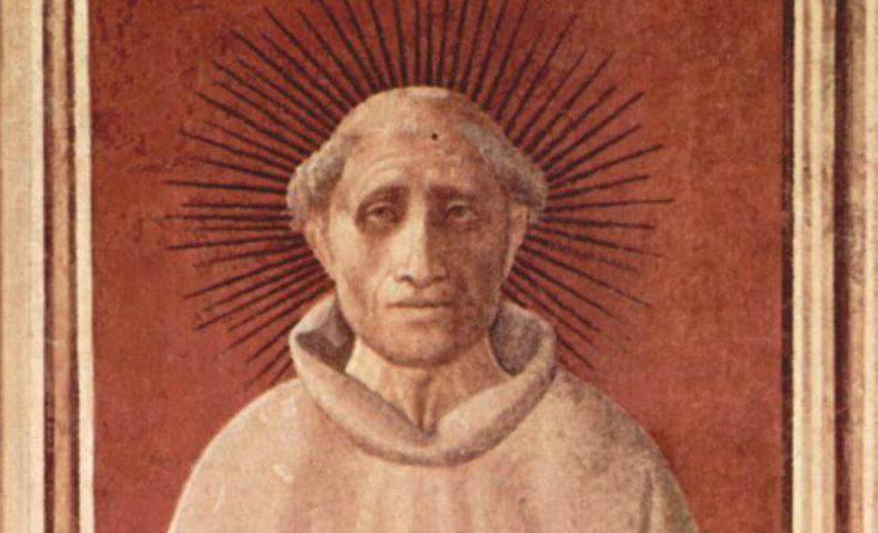 Il celebre ritratto di Jacopone da Todi