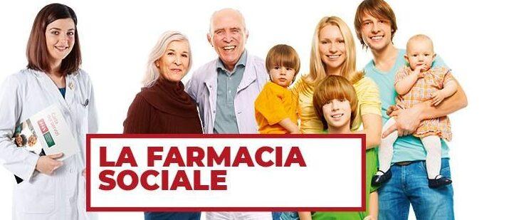 Il logo della Raccolta di farmaci solidale promossa da AFAS e Caritas di Perugia-Città della Pieve