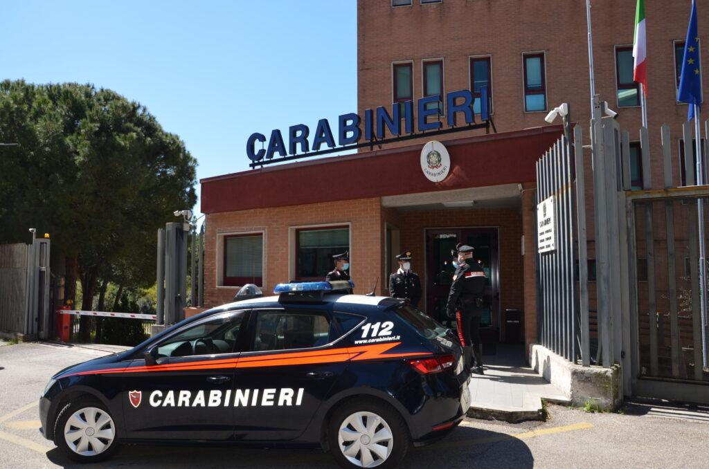 Carabinieri Perugia