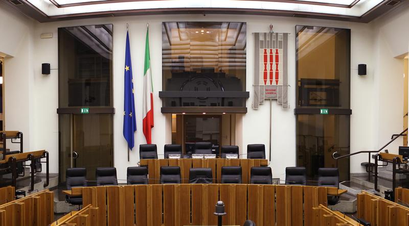 Mercato del lavoro: l'Assemblea legislativa approva la modifica della legge