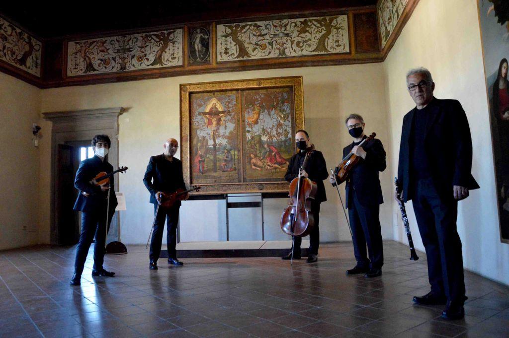 I musicisti protagonisti del Concerto di Pasqua di Città di Castello