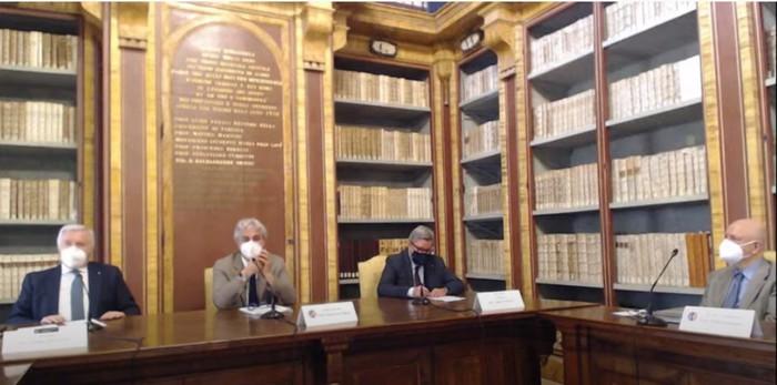 Management del Patrimonio culturale per lo sviluppo turistico : La firma della convenzione per il master