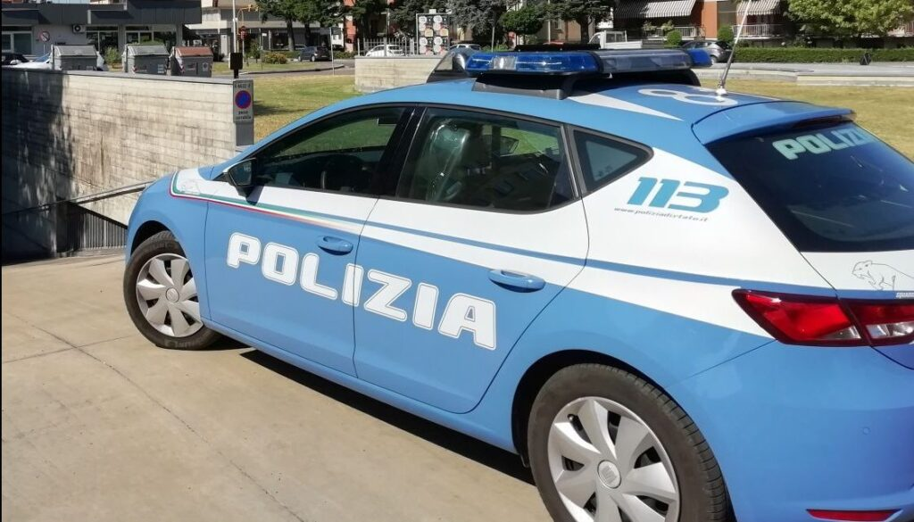 Arrestato dalla Polizia per minacce e lesioni