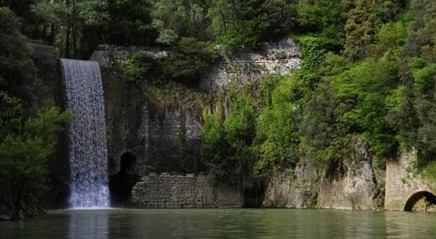 Il Rio Grande di Amelia, cornice della presentazione del progetto 'Le Terre dei Borghi Verdi'
