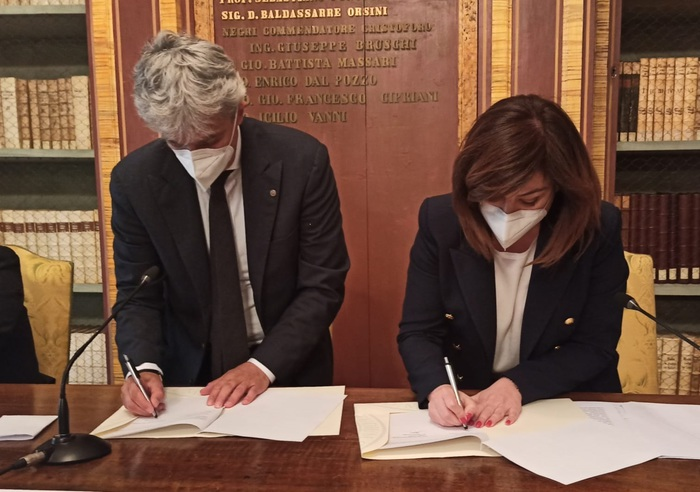 Accordo Università di Perugia-Sviluppumbria