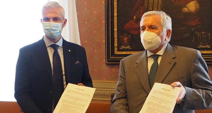 Accordo Anci-Confcommercio dell'Umbria