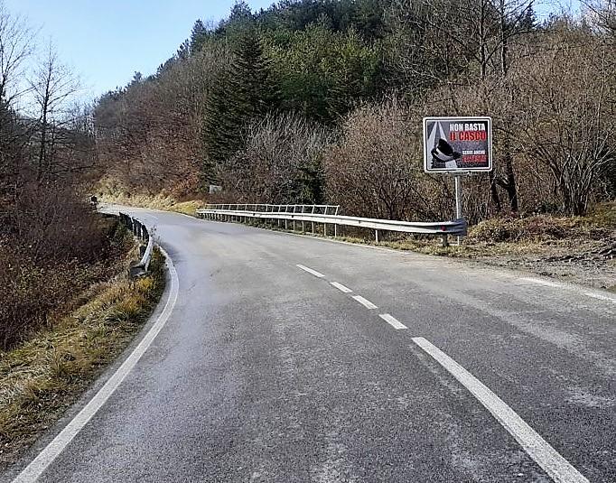 Campagna per la sicurezza stradale