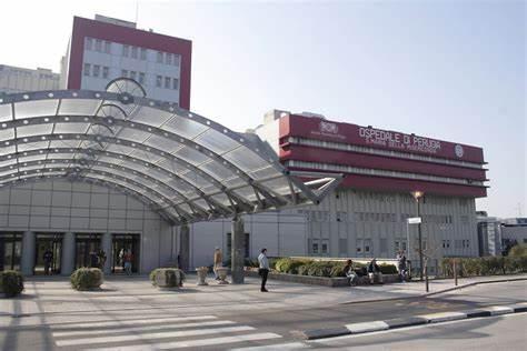 Ospedale Santa Maria della Misericordia di Perugia