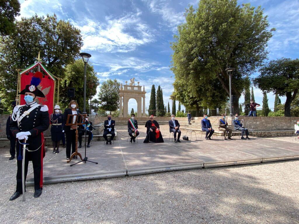Le celebrazioni della Festa della Repubblica a Perugia