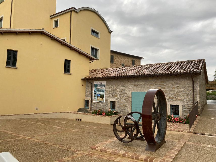 Piazza dei Molini