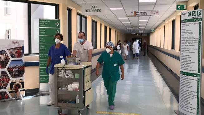 indennità Covid al personale sanitario