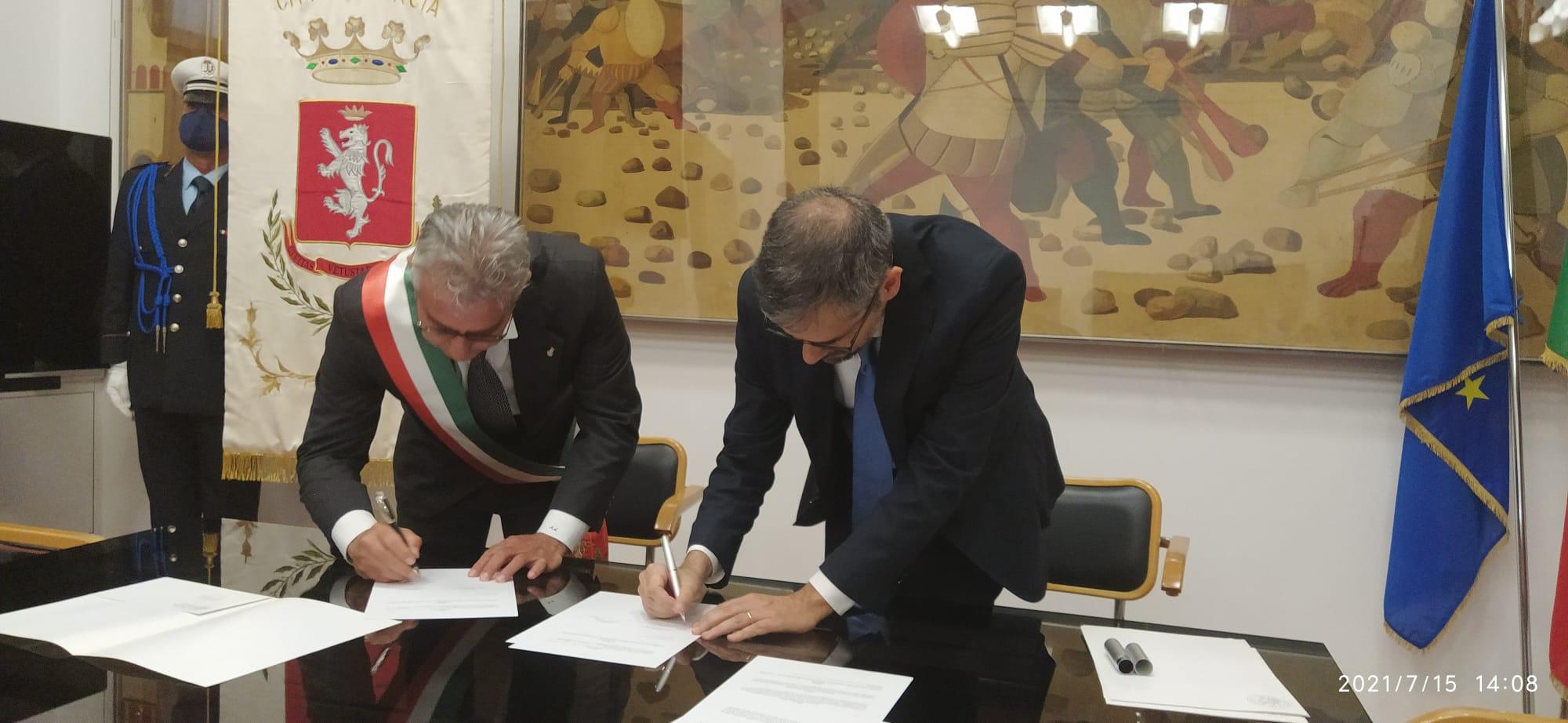 Accordo Unistra PG - Comune Norcia