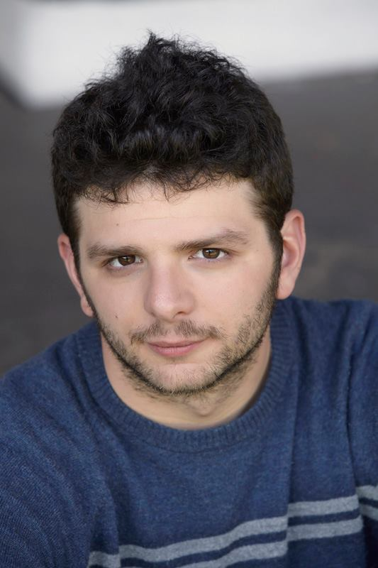 L'attore perugino Jacopo Costantini