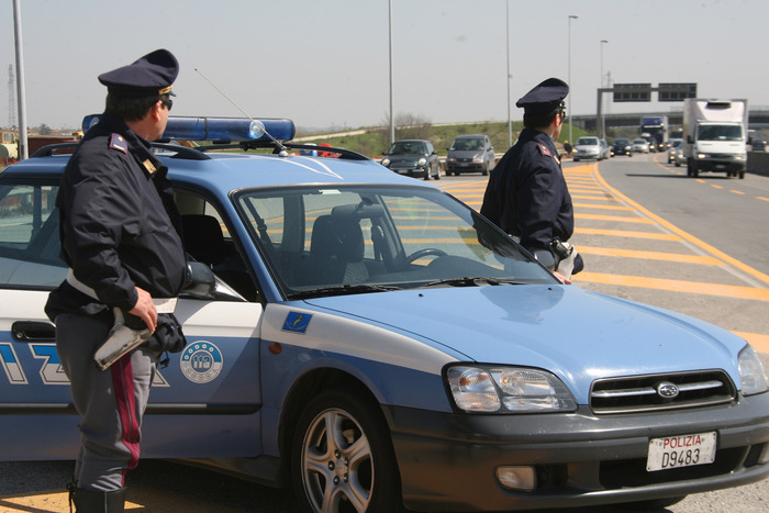 Agenti della Polstrada