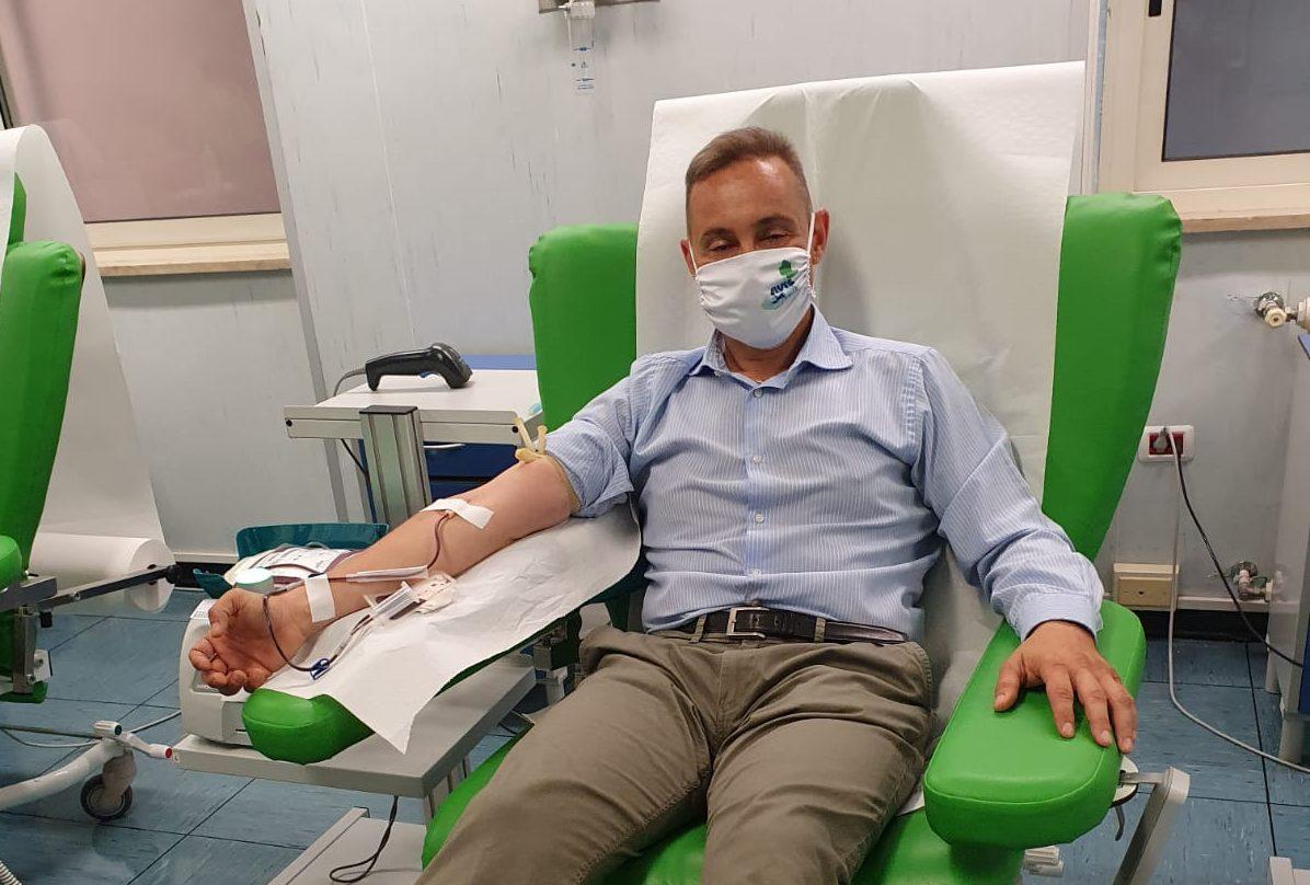 Una goccia di sangue salva una vita