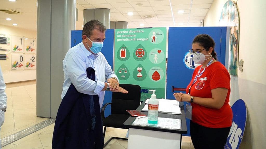 donazione sangue donare