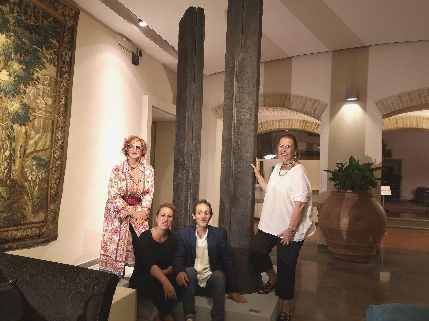 Belvedere Columns II