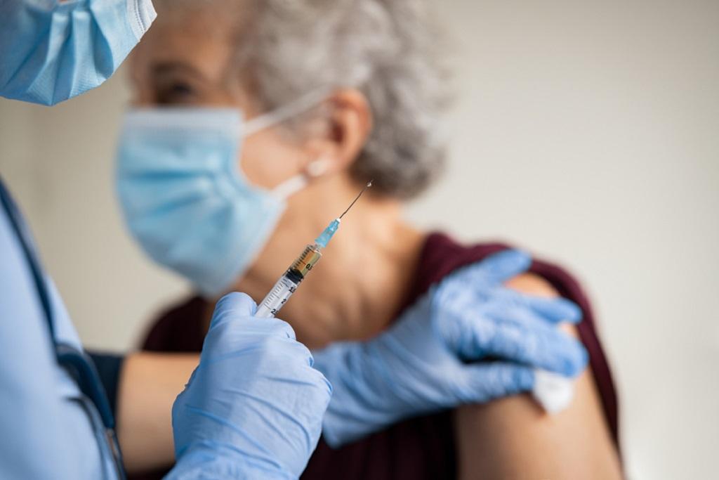 Una vaccinazione