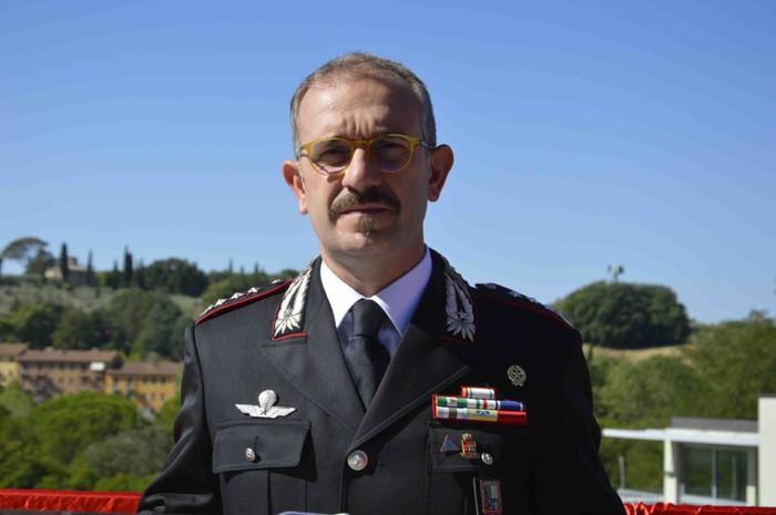 Il colonnello Stefano Romano